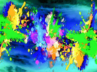 Abstract Photography Art