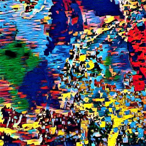 Colors Erupting