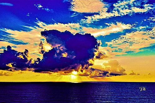 Cancun Sunrise & Ocean