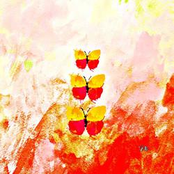 Yellow & Orange Butterflies