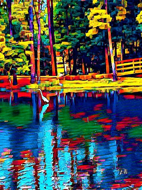 Lakewood Lake & Bird
