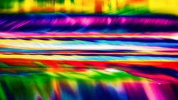 Rainbow Color Lines