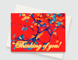 Thinking Of You Greeting