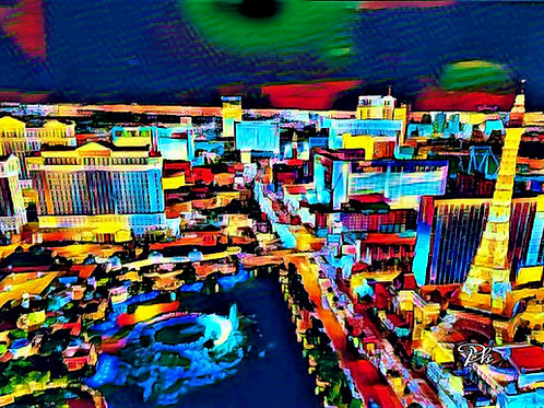 Las Vegas Colors