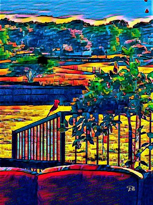 Abstract Cardinal View