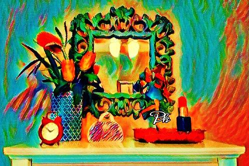 Abstract Vanity Item 52