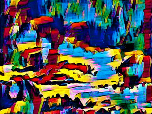 Featured Abstract Art Collection: An Artist Canvas