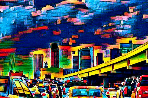 Downtown Rush Hour