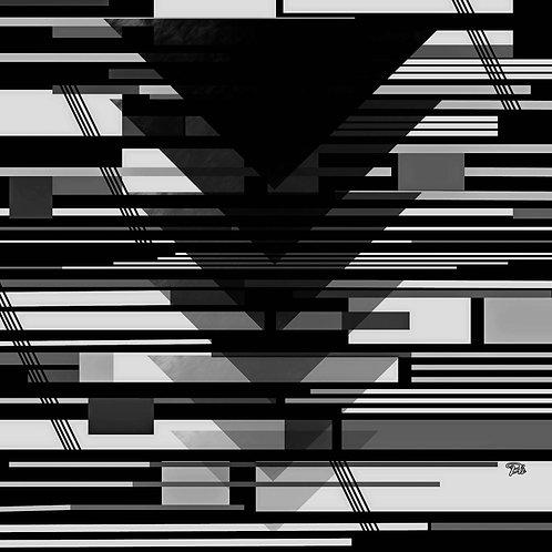 Geometric Black & White