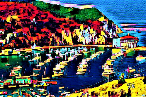 Catalina In Color