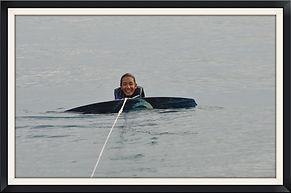 wakeboard, argels sur mer