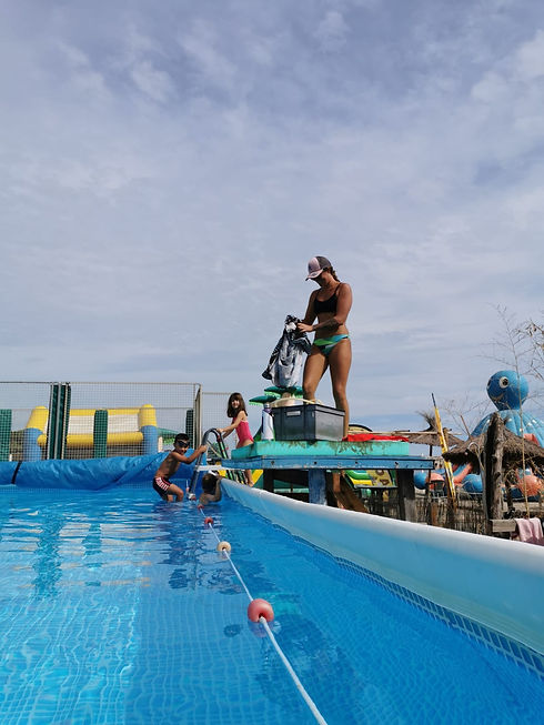 cours de natation edenclubargeles