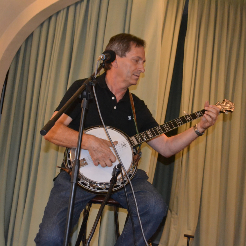 Pavel Chvistek, banjo - 1