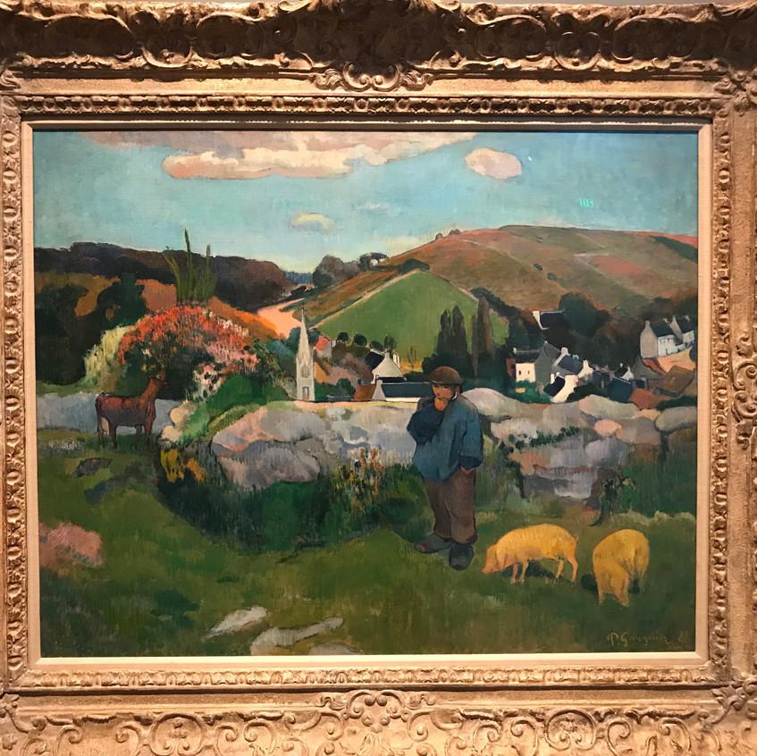 Gauguine 1848-1903