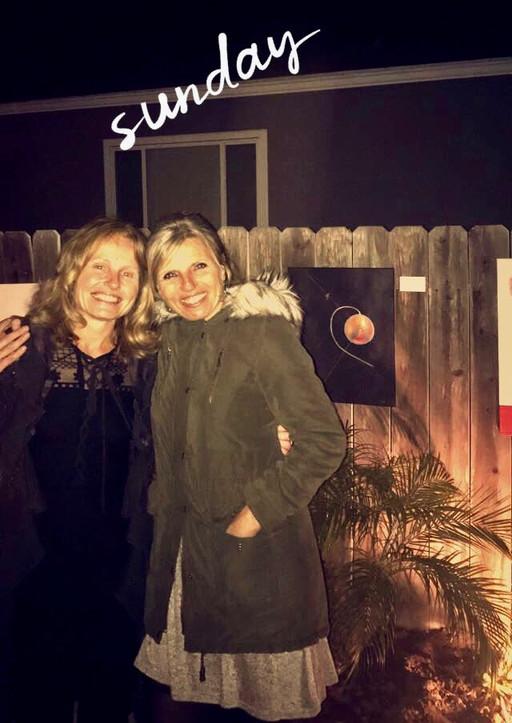 The Week Ended on a Joyful Artsy Note! Art Between Fences 2018
