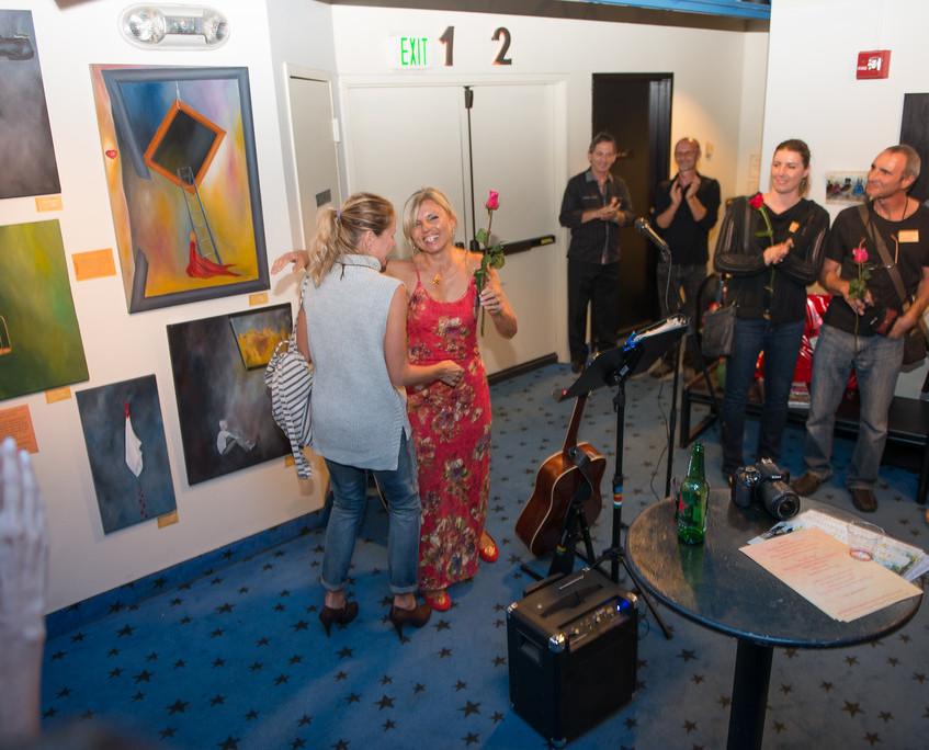 Opening Reception-30-ackowledgement of Lenka