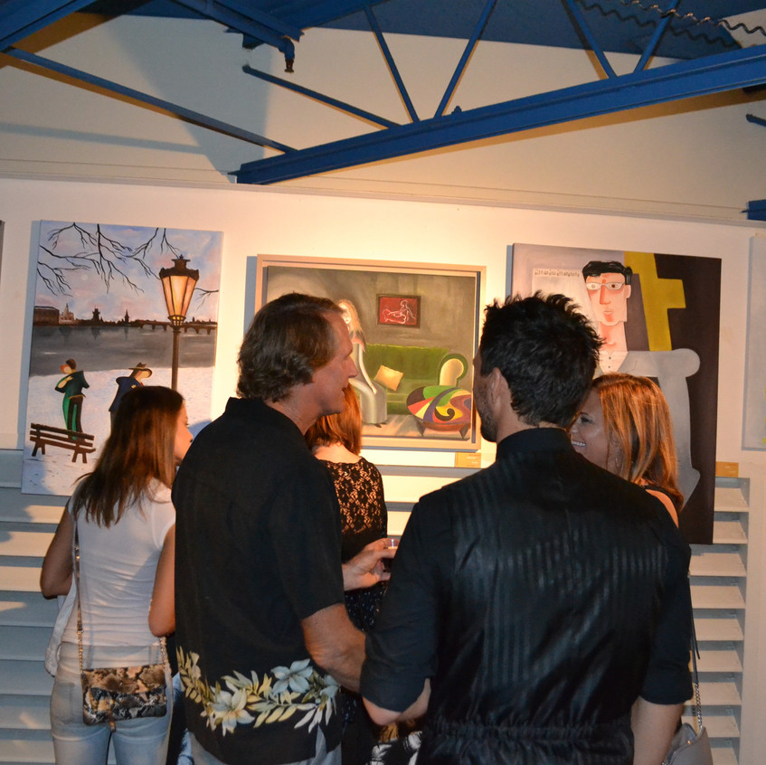 galeria Eva Coleman art