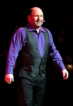 Who Knew He can Sing! Excellent Jason Alexander aka George Castanza with the San Diego Symphony