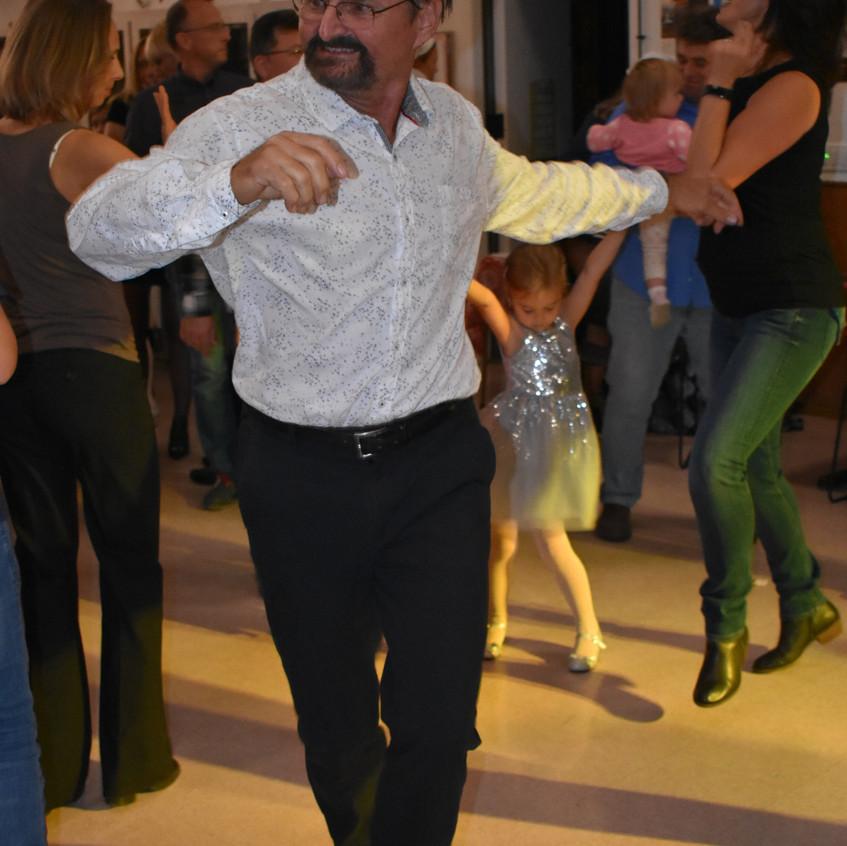 The best dancer Honza - 1