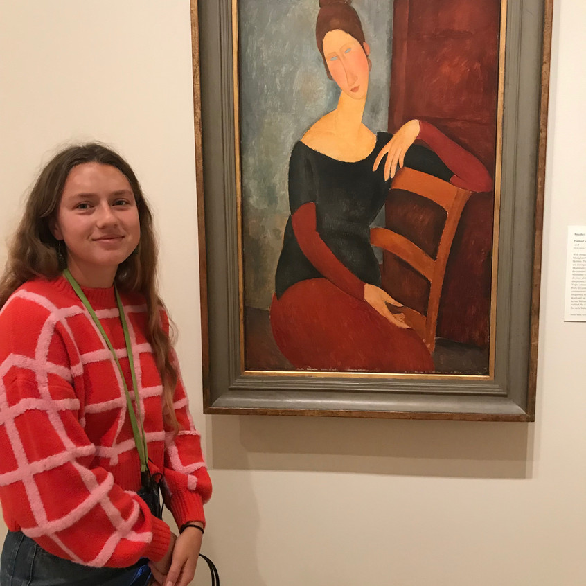 Modigliani1884-1920, Jeane Hebuterne