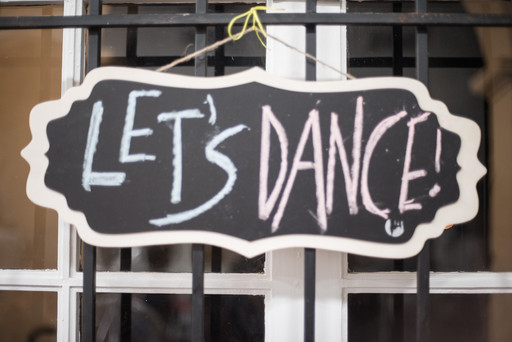 Let's Dance and Live up That Dancing Floor with Poe Street Band!