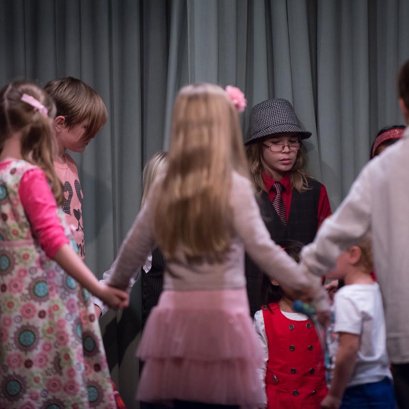 Dancing to a Czech tune
