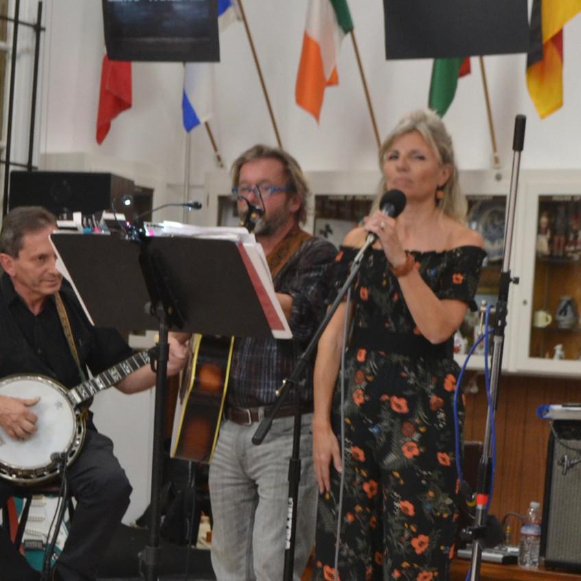 Poe Street Band, Marketa