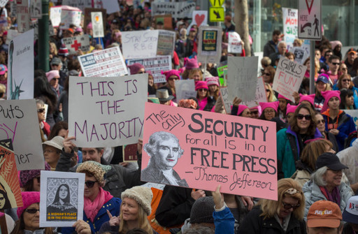 Why I Marched and Why I did not Wear the Pink Kitty Hat