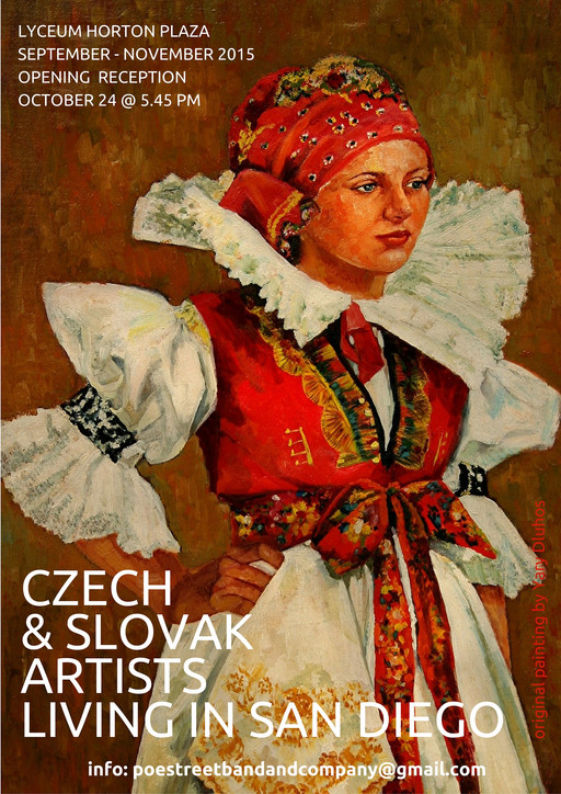 Czech and Slovak Artists Living in SD
