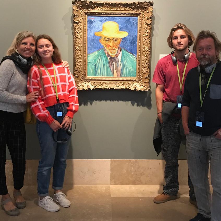 van Gogh Peasant 1888