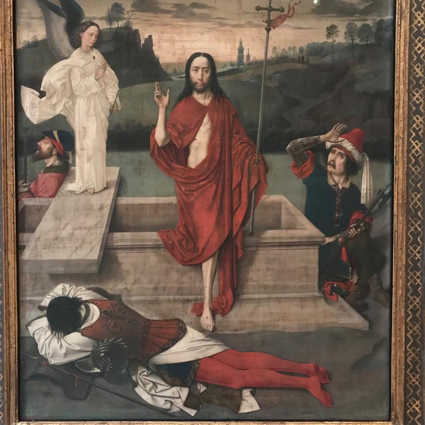 Bouts 1420-1475, Resurrection