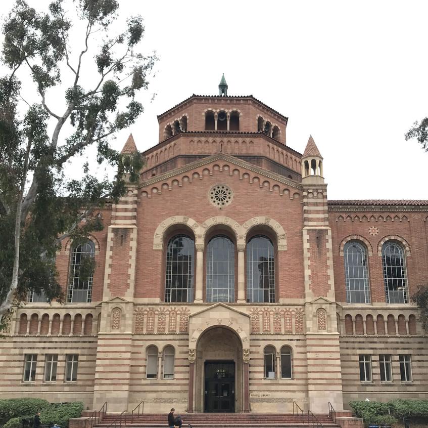 UCLA  - 1