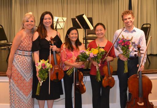 Collective Joy from Music & Superb Quartet