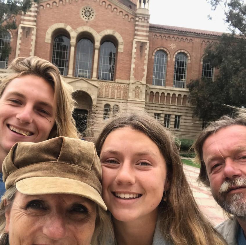 UCLA rodina - 1