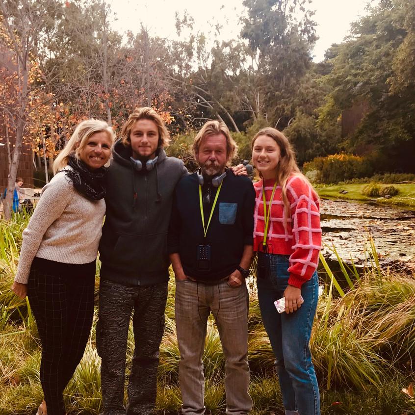 Norton Simon 2019 s rodinou Garden RODIN