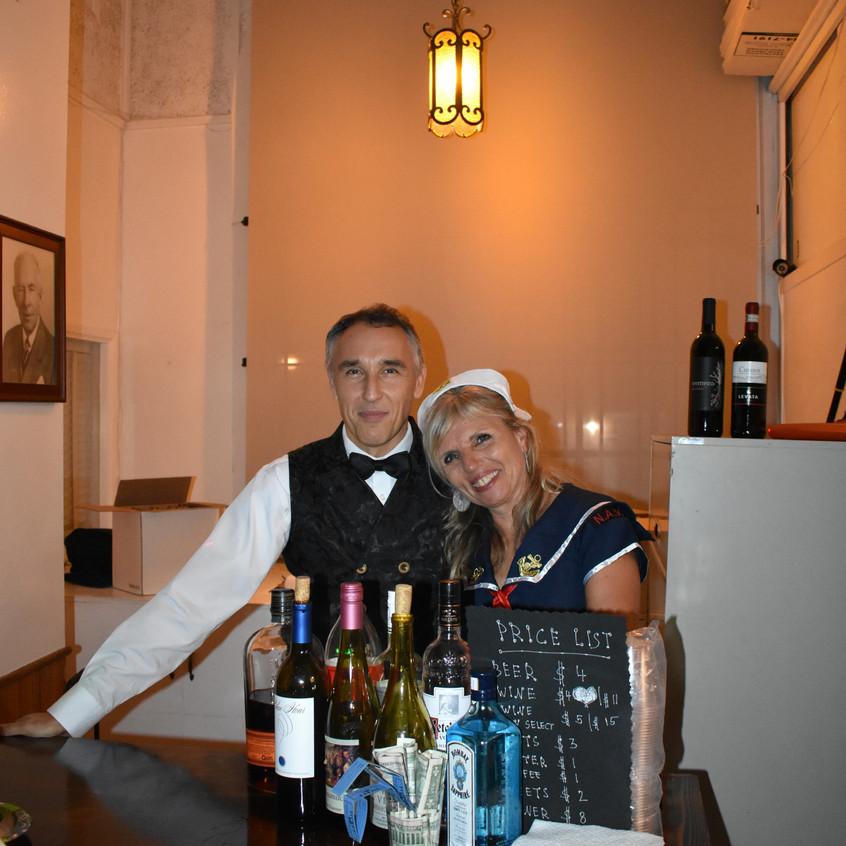 FABULOUS bartender Honza - 1