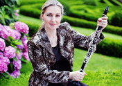 To Hear a Basset Clarinet is a Rare Affair: Czech Clarinetist Ludmila Peterková Charmed Our Audience