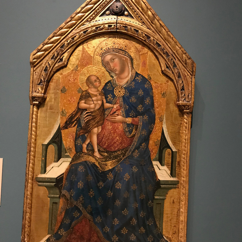 1300's Proto-Renaissance