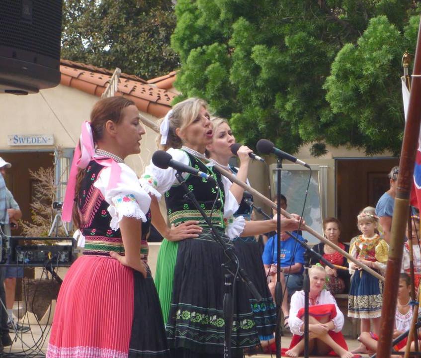 Czech and Slovak program