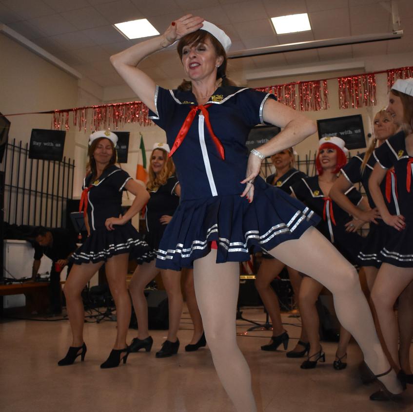Tanec Claire - 1