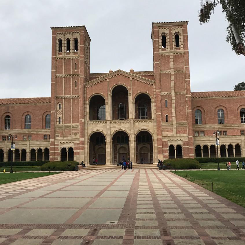 UCLA  Romanesque - 1