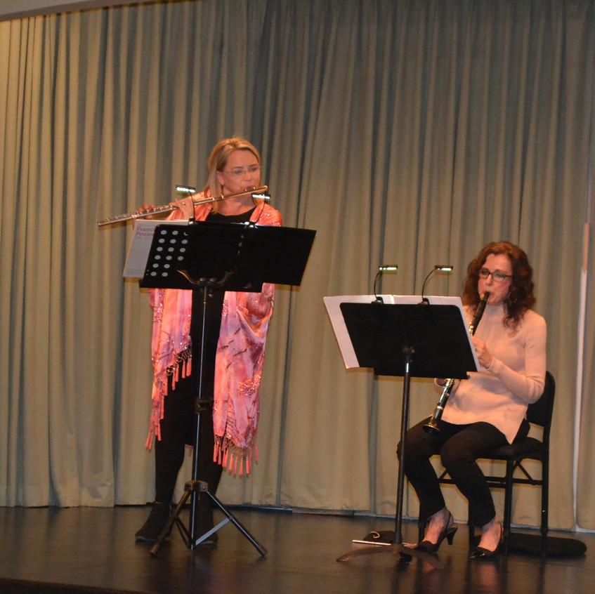 Sheryl Renk (clarinet) beth Ross Buckley (flute) - 1 (1)