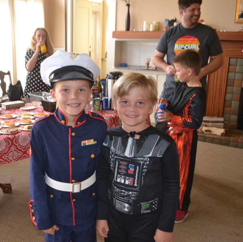 Captain and engineer  - 1