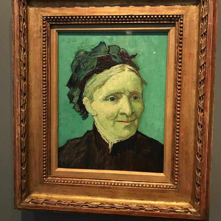 Van Gogh, Gogh's Mother