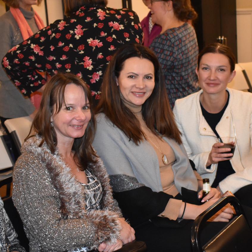 members of the audience Slovak girls - 1