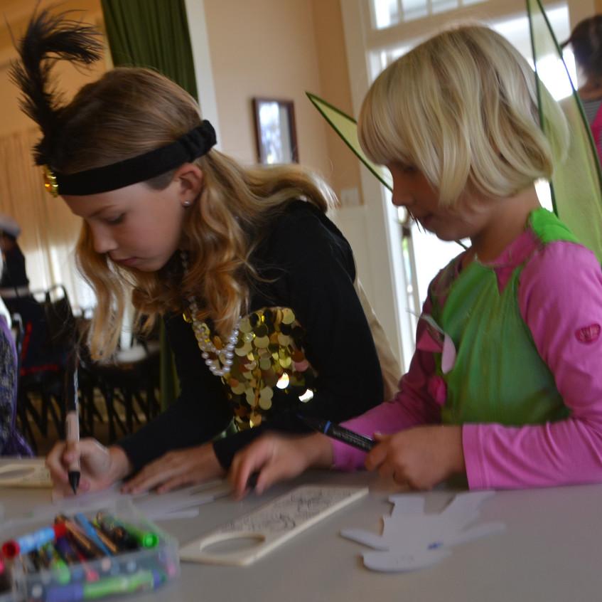 Teasing kids' creativity - 1