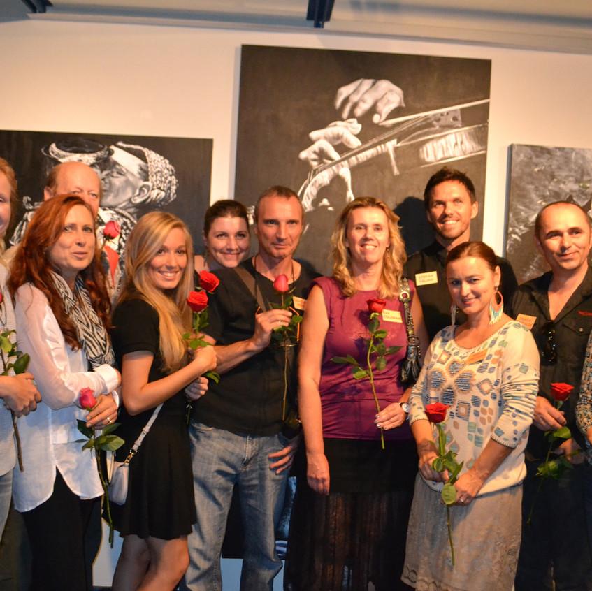 Artists! Congratulation!