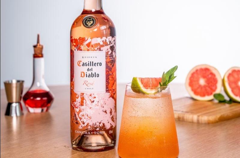 Summer Cocktails con Casillero del Diablo 🍸