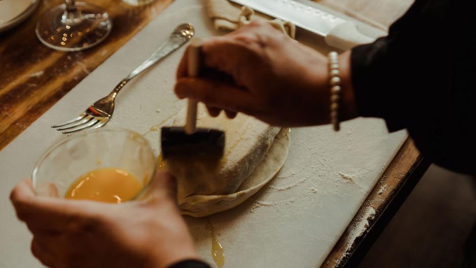 Cuatro Recetas con Aceite de Oliva e Ingredientes de Descubre el Maule