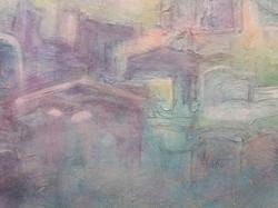 mountain city - detail